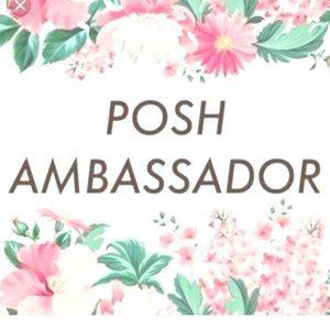 Posh Ambassador Status!